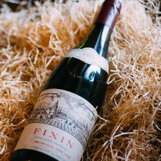 Víno z roku narození